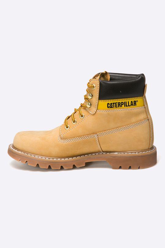 Caterpillar - Kotníkové boty Colorado  Svršek: Přírodní kůže Vnitřek: Textilní materiál Podrážka: Umělá hmota
