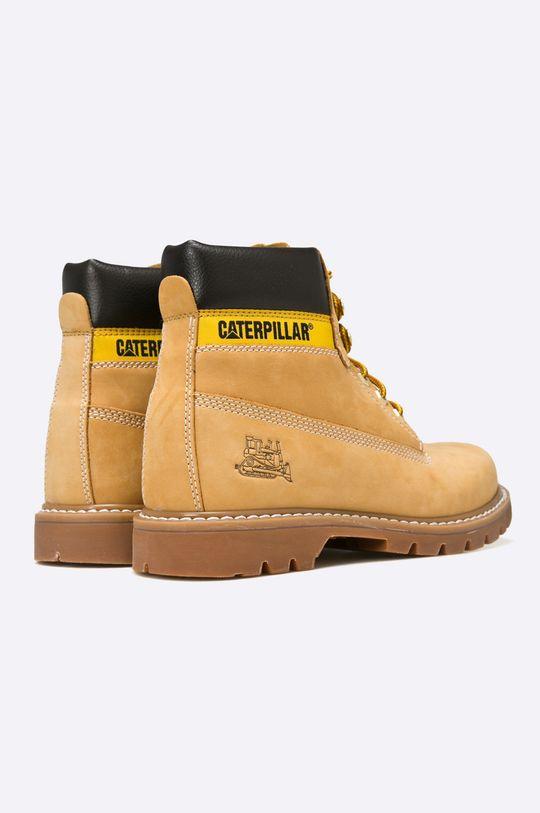 zlatohnědá Caterpillar - Kotníkové boty Colorado