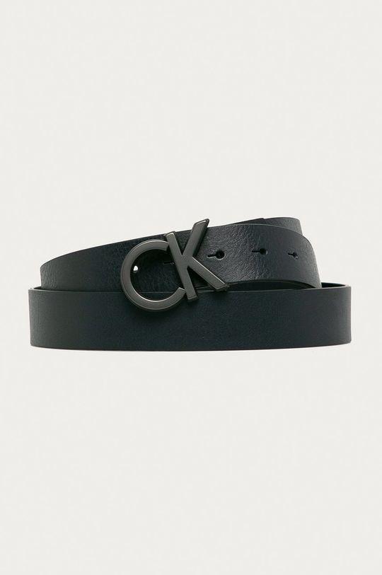 bleumarin Calvin Klein Jeans - Curea de piele De bărbați