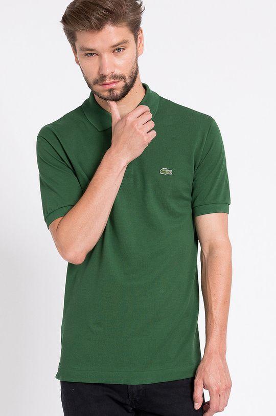 verde Lacoste - Tricou Polo De bărbați