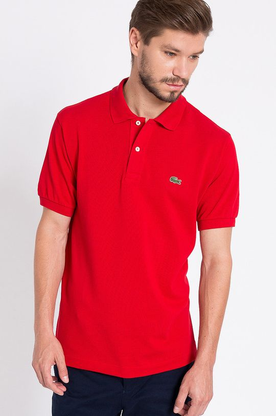 rosu Lacoste - Tricou De bărbați