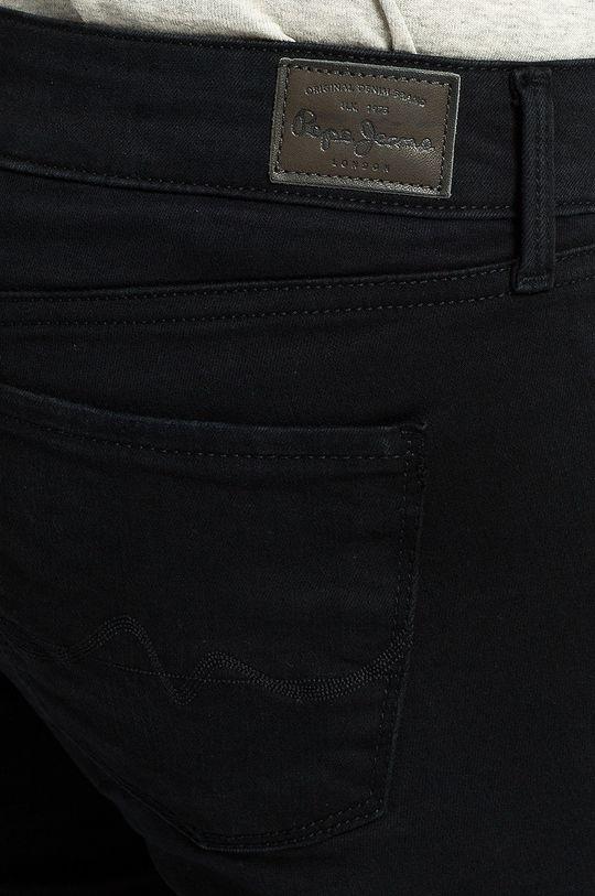 čierna Pepe Jeans - Rifle Soho
