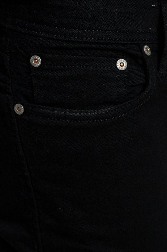 czarny Jack & Jones - Jeansy Liam Original AM 009