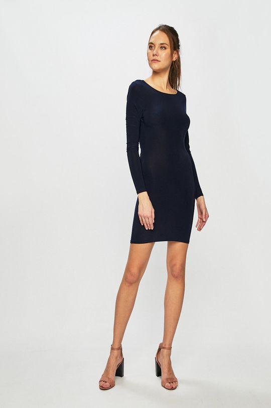 Missguided - Šaty námořnická modř
