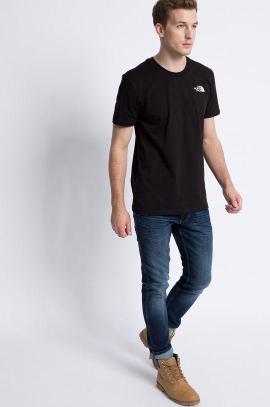 The North Face - T-shirt czarny