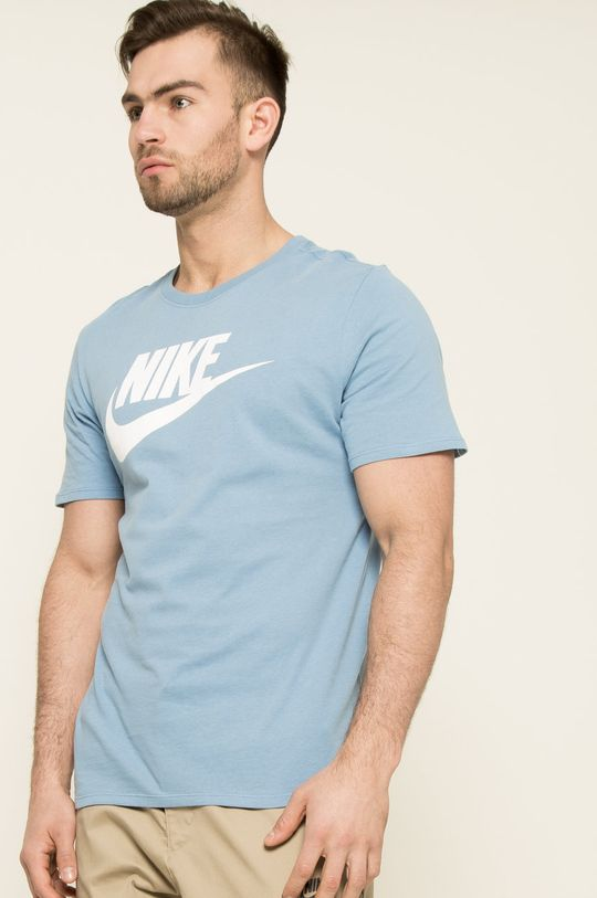 modrá Nike Sportswear - Tričko Pánský