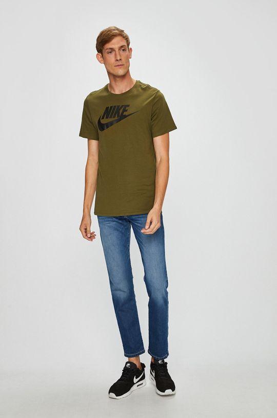 Nike Sportswear - Tričko olivová