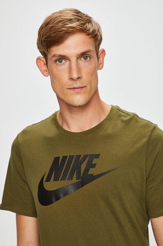 olivová Nike Sportswear - Tričko