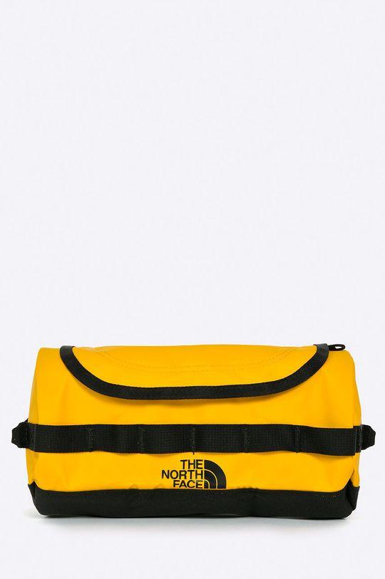 žlutá The North Face - Kosmetická taška Base Camp Pánský