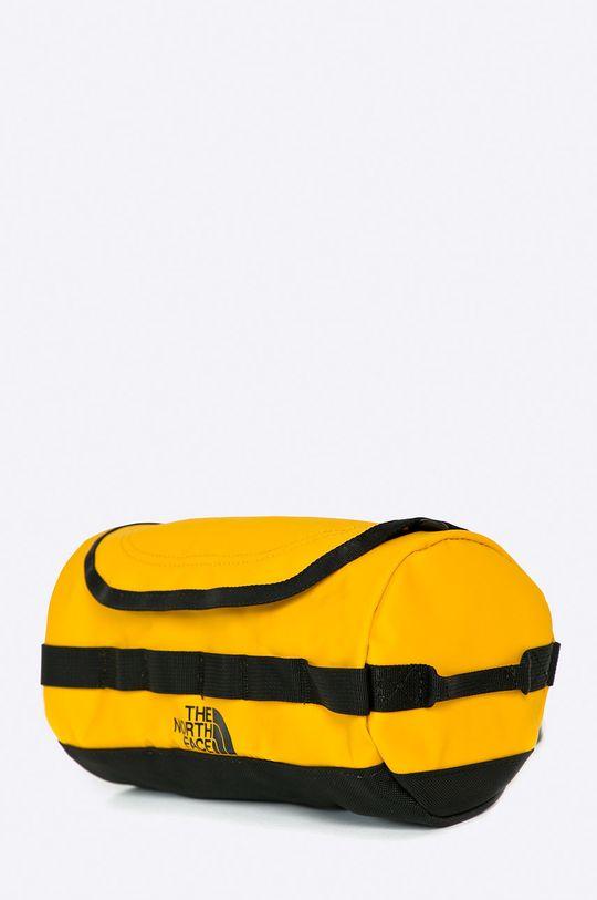 The North Face - Kosmetická taška Base Camp žlutá