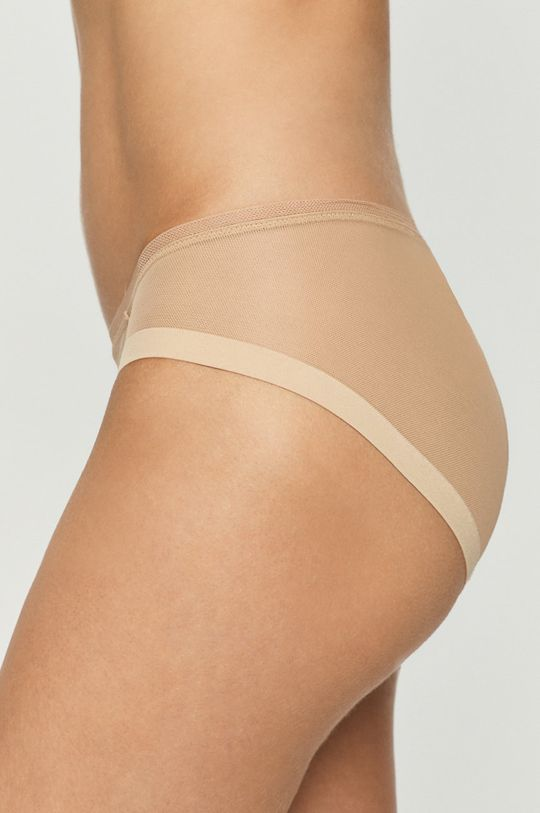 Calvin Klein Underwear - Nohavičky béžová