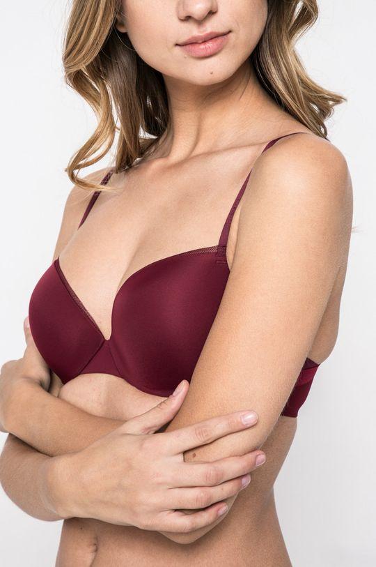 Calvin Klein Underwear - Podprsenka Demi Lift  Materiál č. 1: 24% Elastan, 76% Polyamid Materiál č. 2: 43% Elastan, 57% Polyamid