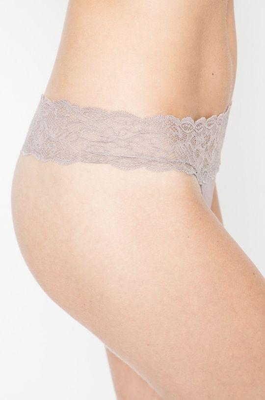 Calvin Klein Underwear – Tanga Hlavní materiál: 22% Elastan, 78% Polyamid Provedení: 17% Elastan, 83% Polyamid