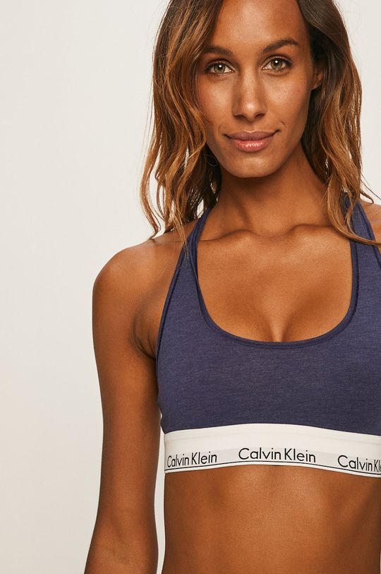 námořnická modř Calvin Klein Underwear - Sportovní podprsenka Dámský