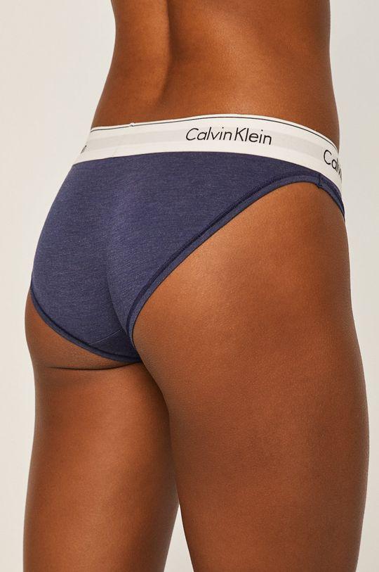 Calvin Klein Underwear - tanga námořnická modř