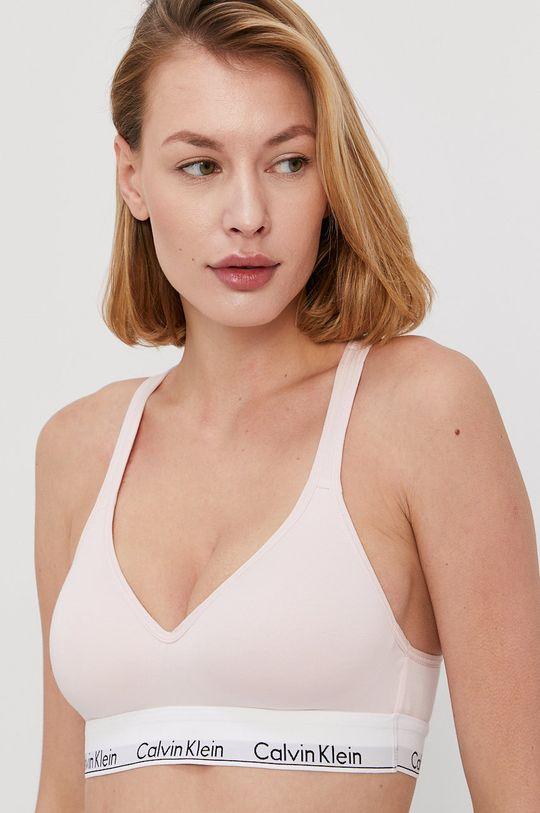 różowy Calvin Klein Underwear - Biustonosz sportowy Damski