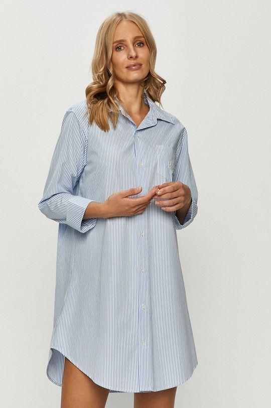 albastru deschis Lauren Ralph Lauren - Camasa de noapte De femei