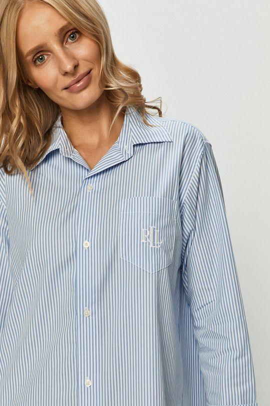albastru deschis Lauren Ralph Lauren - Camasa de noapte