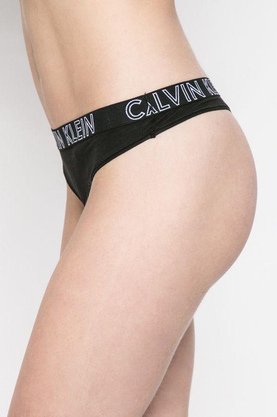 Calvin Klein Underwear - tanga černá