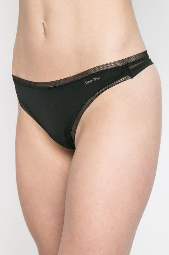 czarny Calvin Klein Underwear - Figi Damski