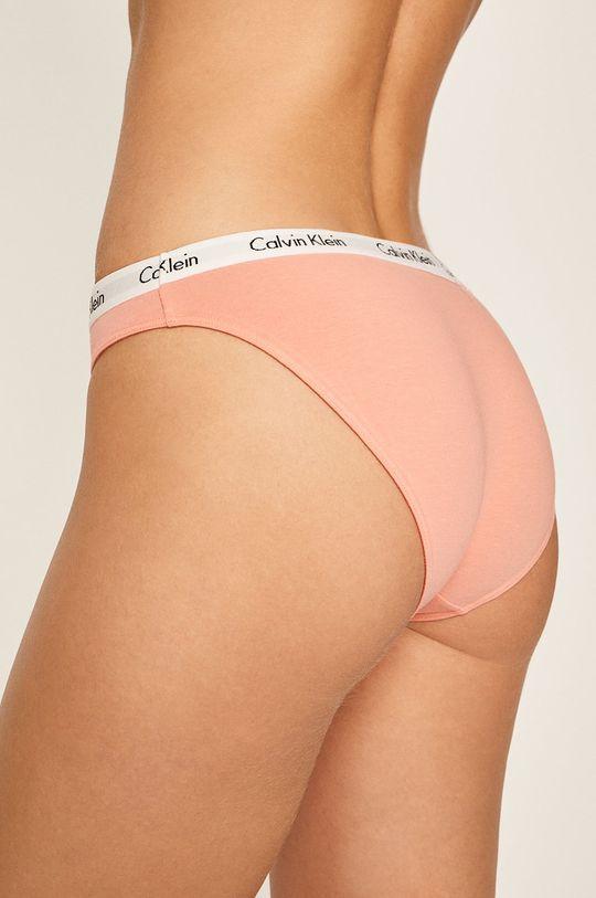 Calvin Klein Underwear - Figi brudny róż