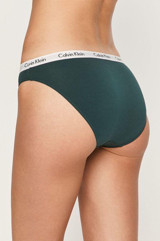 Calvin Klein Underwear - Nohavičky tmavozelená