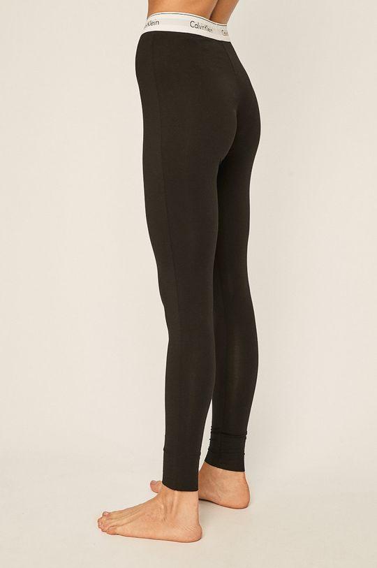 Calvin Klein Underwear - Legginsy piżamowe czarny