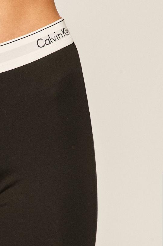 Calvin Klein Underwear - Legginsy piżamowe 55 % Bawełna, 8 % Elastan, 37 % Modal, Materiał zasadniczy: 55 % Bawełna, 8 % Elastan, 37 % Modal, Ściągacz: 10 % Elastan, 67 % Nylon, 23 % Poliester