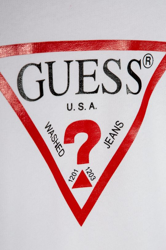 Guess Jeans - Detská bavlnená mikina 116-176 cm  100% Bavlna