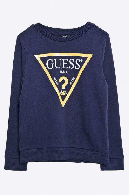 granatowy Guess Jeans - Bluza dziecięca 118-175 cm Chłopięcy