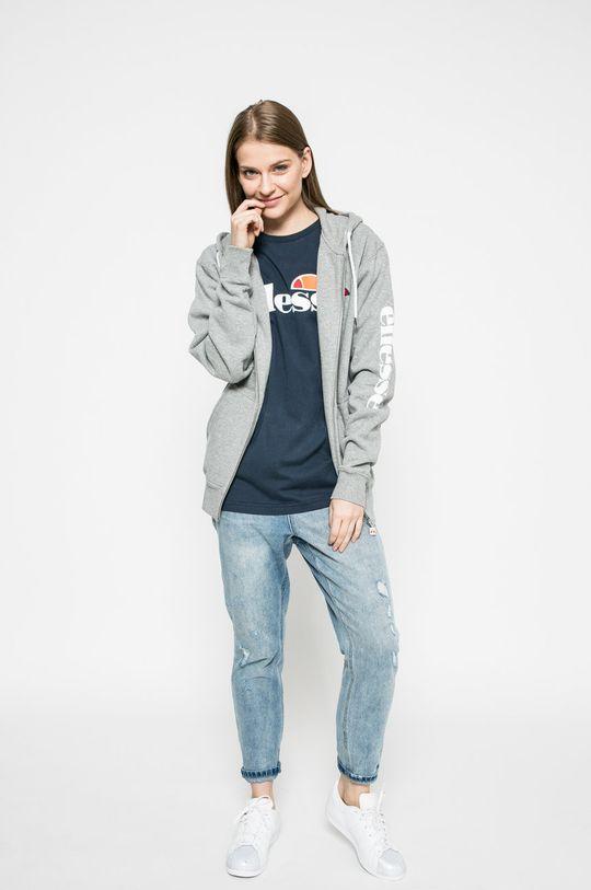 Ellesse - Bluza jasny szary