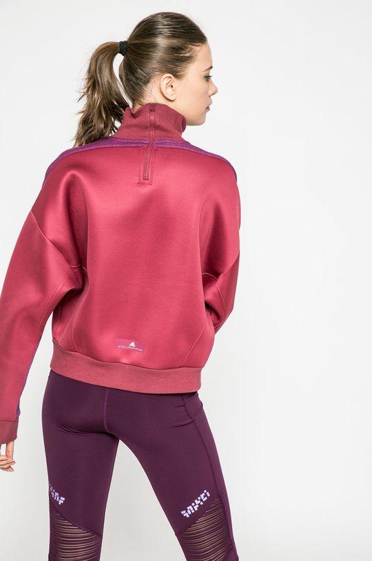 adidas by Stella McCartney - Суичър  Материал 1: 30% Памук, 37% Органичен памук, 33% Полиестер Материал 2: 100% Полиестер Материал 3: 100% Полиуретан