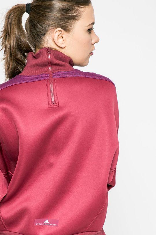 пурпурно adidas by Stella McCartney - Суичър