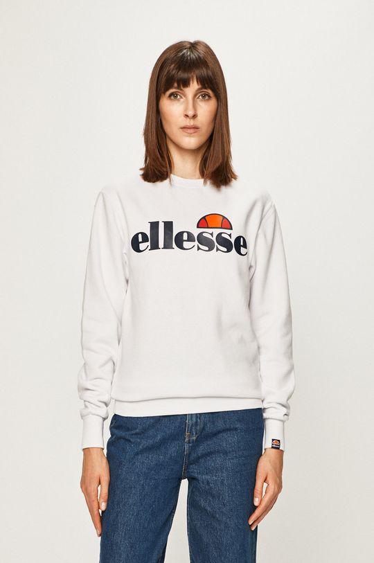 biały Ellesse - Bluza Damski