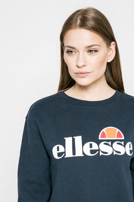 granatowy Ellesse - Bluza