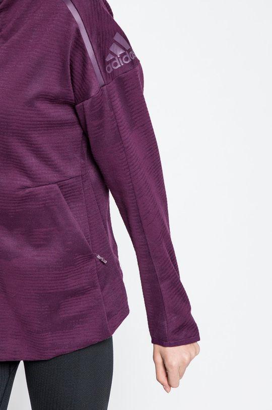 lila adidas Performance - Felső