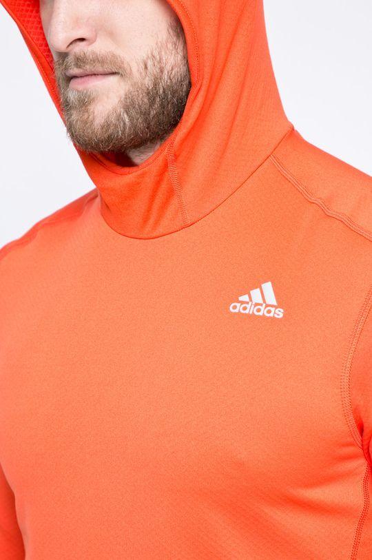 червен adidas Performance - Суичър