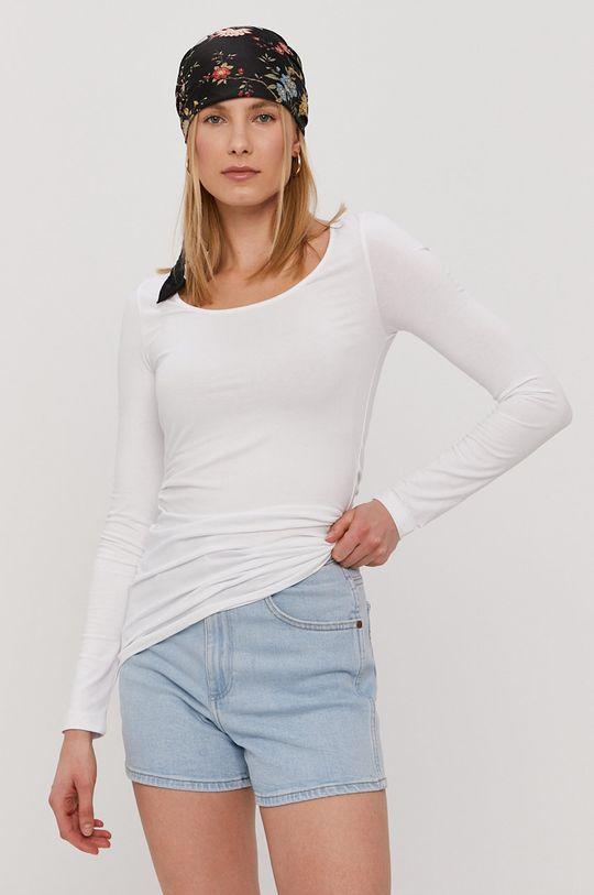 biały Vero Moda - Bluzka Damski