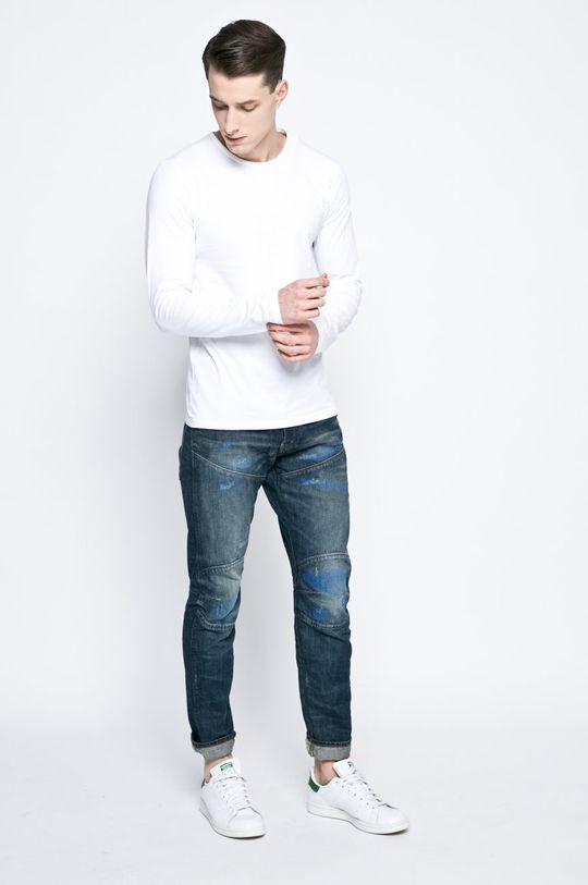 Pepe Jeans - Tričko s dlouhým rukávem bílá