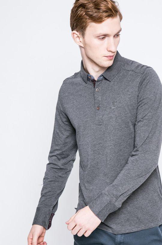 šedá Kensington - Polo tričko