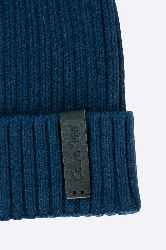 Calvin Klein Jeans - Čepice  95% Bavlna, 5% Kašmír