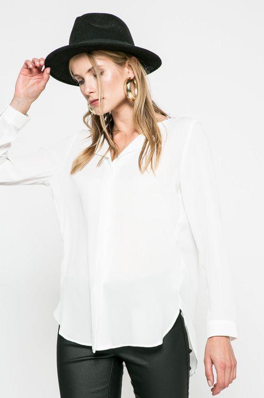 biały Vila - Koszula Damski