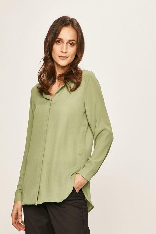 verde ascutit Vila - Camasa De femei