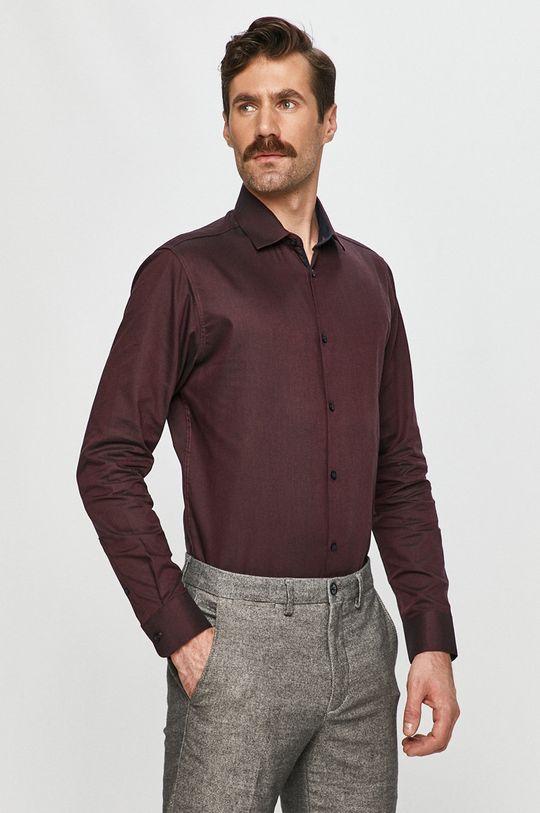 fialová Selected - Košile Pánský