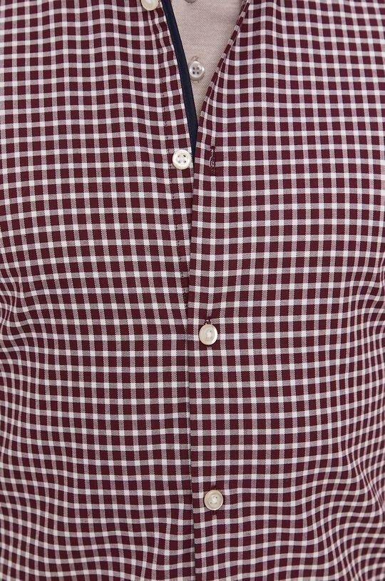 Selected - Košile kaštanová