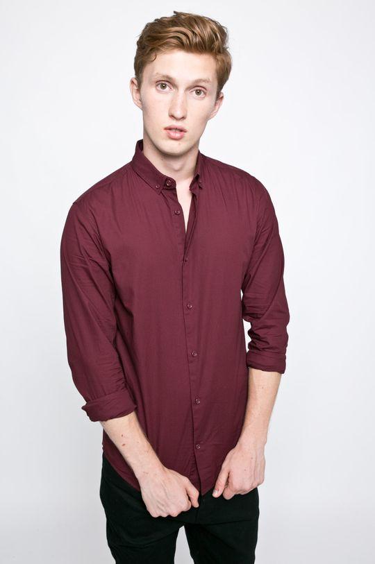 fialová Produkt by Jack & Jones - Košile Pánský