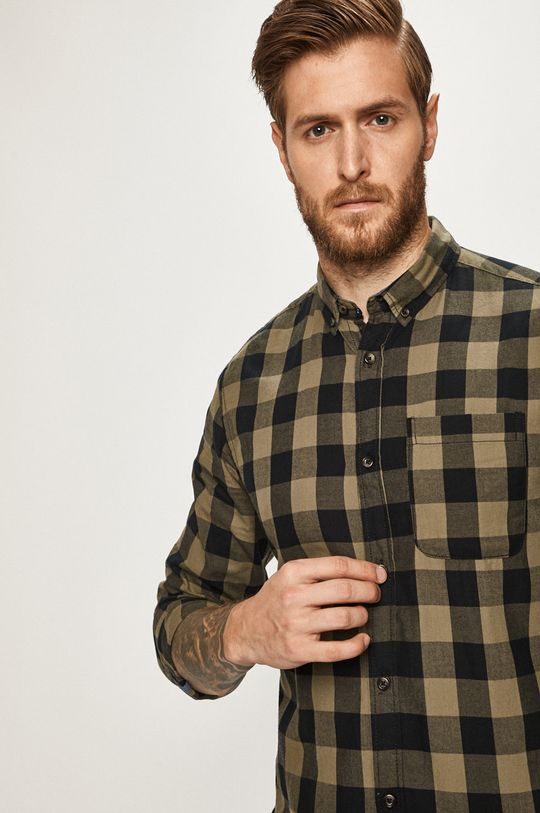 Produkt by Jack & Jones - Košeľa 12130163 Pánsky
