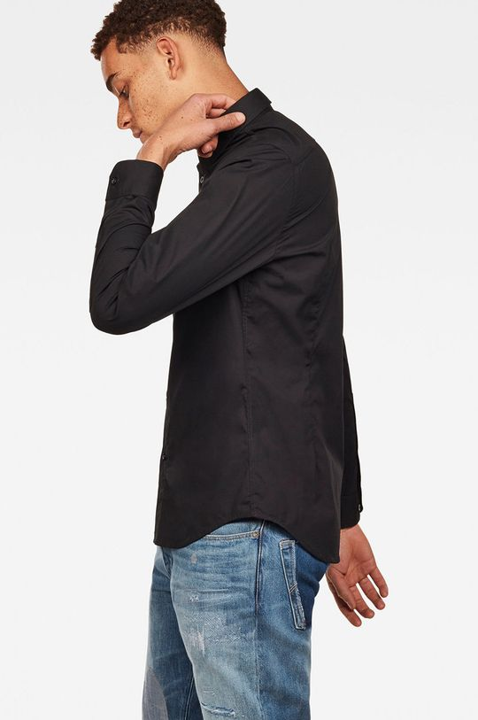 G-Star Raw - Košile černá