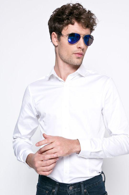 biały Jack & Jones - Koszula Męski
