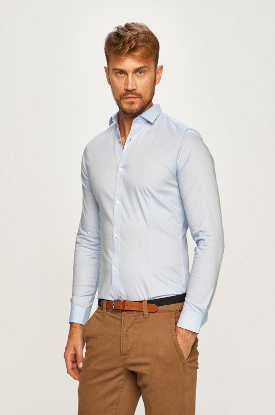 jasny niebieski Jack & Jones - Koszula Męski